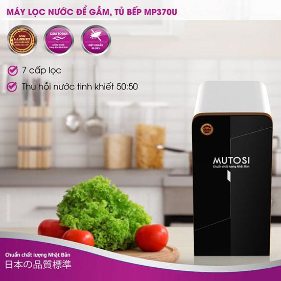 may loc nuoc MP370U