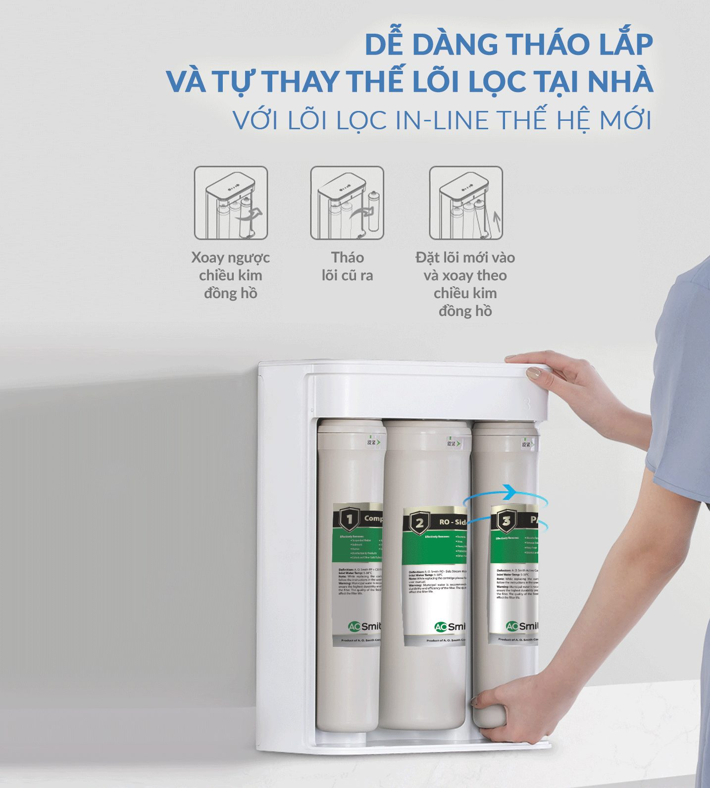 may loc nuoc a o smith s600 10
