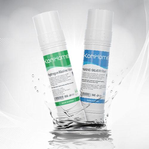 Bộ đôi công nghệ – Hydrogen Alkaline và Nano Sliver