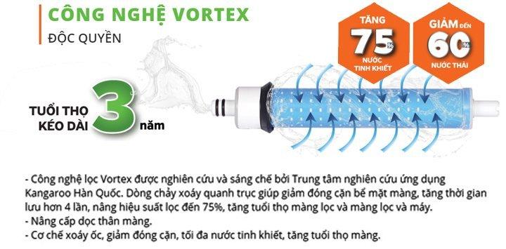 Máy lọc nước Hydrogen KG100HQ - Tủ kính cường lực VTU