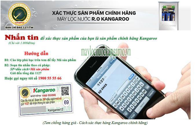 may loc nuoc kangaroo 104a 7 loi loc asen khong tu 1