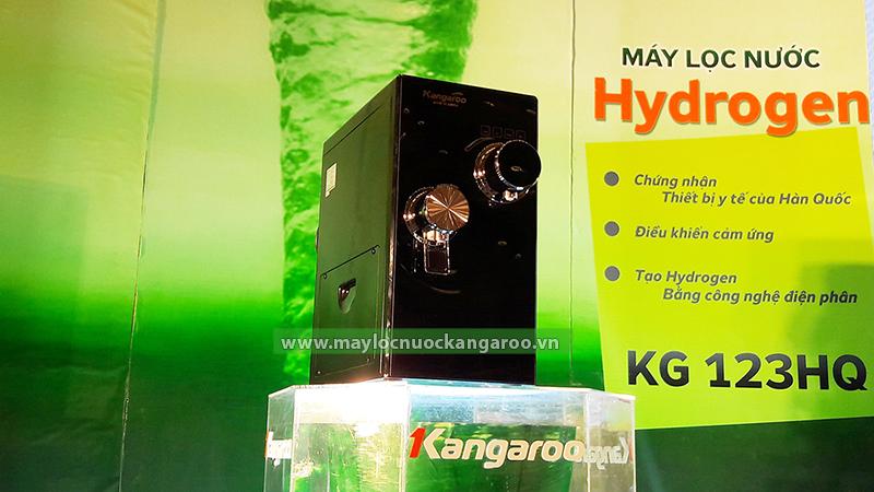 Máy lọc nước Kangaroo Hydrogen để bàn KG123HQ