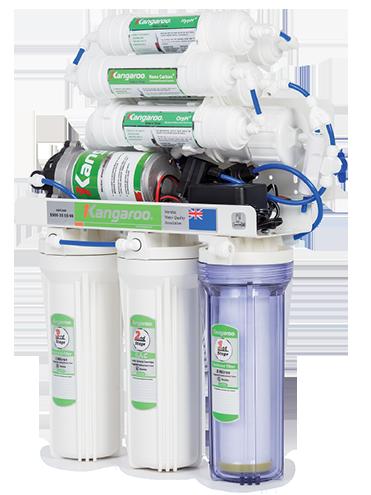 Máy lọc nước Kangaroo Hydrogen KG100HA - Không tủ - 20l/h