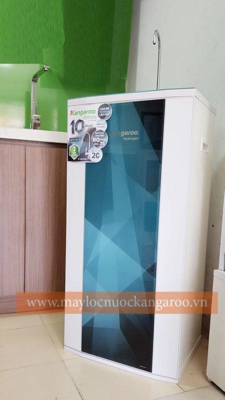 Máy lọc nước Kangaroo Hydrogen KG100HP - 11 lõi có đèn UV - tủ VTU