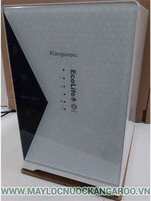 Máy lọc nước Kangaroo Hydrogen KG100HU+ vòi cảm ứng - báo thay lõi