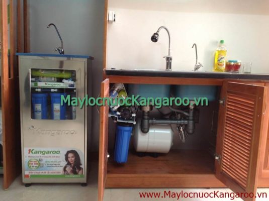 Máy lọc nước Kangarooo KG109A - 9 lõi lọc