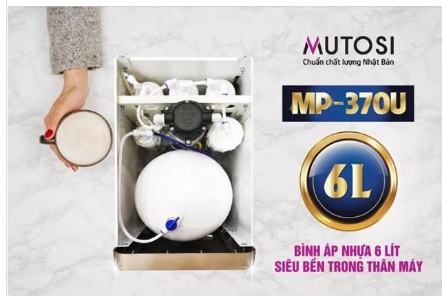 Máy lọc nước Mutosi MP-370U