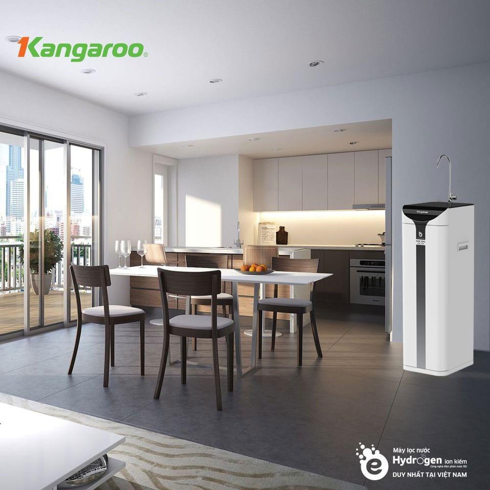 Máy lọc nước Kangaroo Hydrogen ION Kiềm KG100ES1