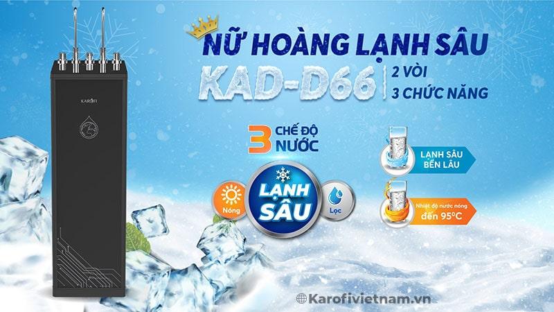 D66 Nu Hoang Lanh Sau Min