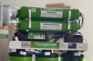 Máy lọc nước nhà bếp Kangaroo KGRP99 - 9 lõi lọc