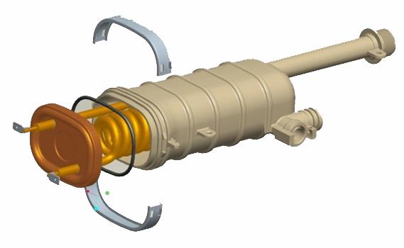 Bình nước nóng Ferroli RITA FS-4.5 TM